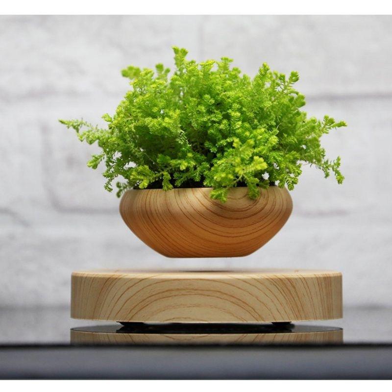 Pot De Fleur En Levitation Design Idees Decoration