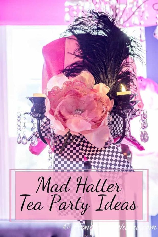 Mad Hatter Tea Party Ideas Mad Hatter Tea Party Ideas