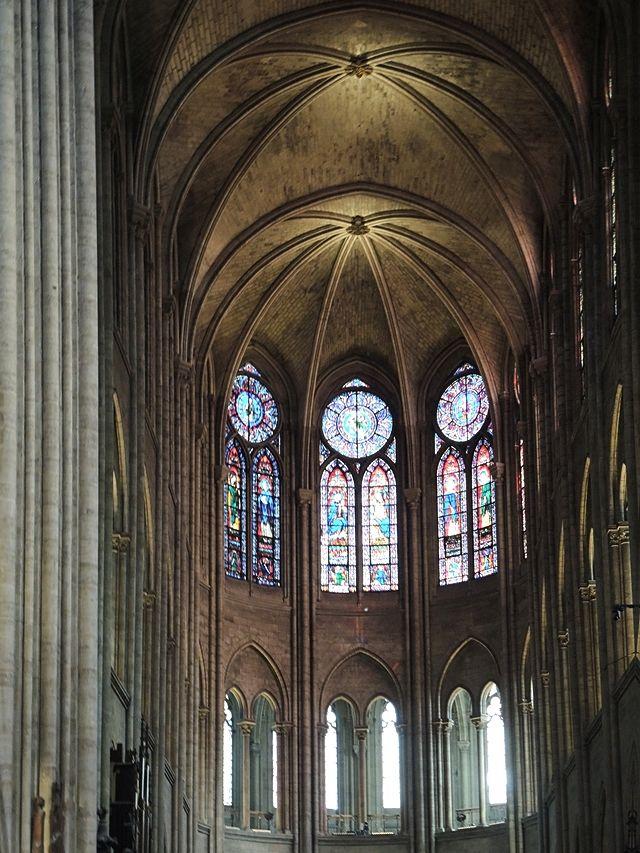 Moois van ' M(i)e': ik ging eens naar Parijs : de Notre Dame