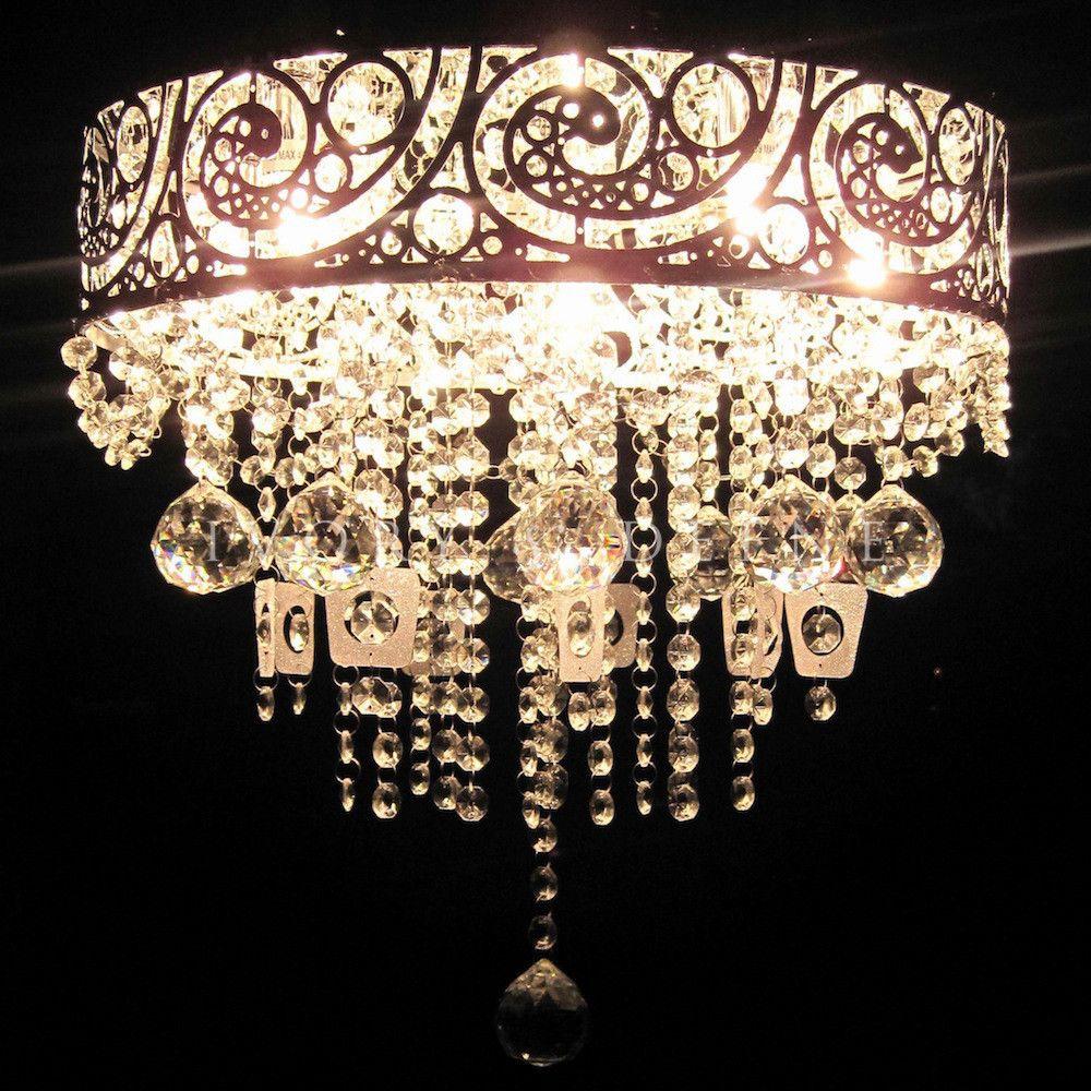 Chandelier Vintage Crystal Le Grande