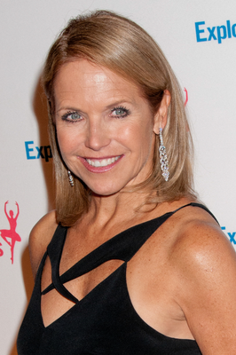 Katie Couric Blonde Hair Color Best Colors For Women Over 50