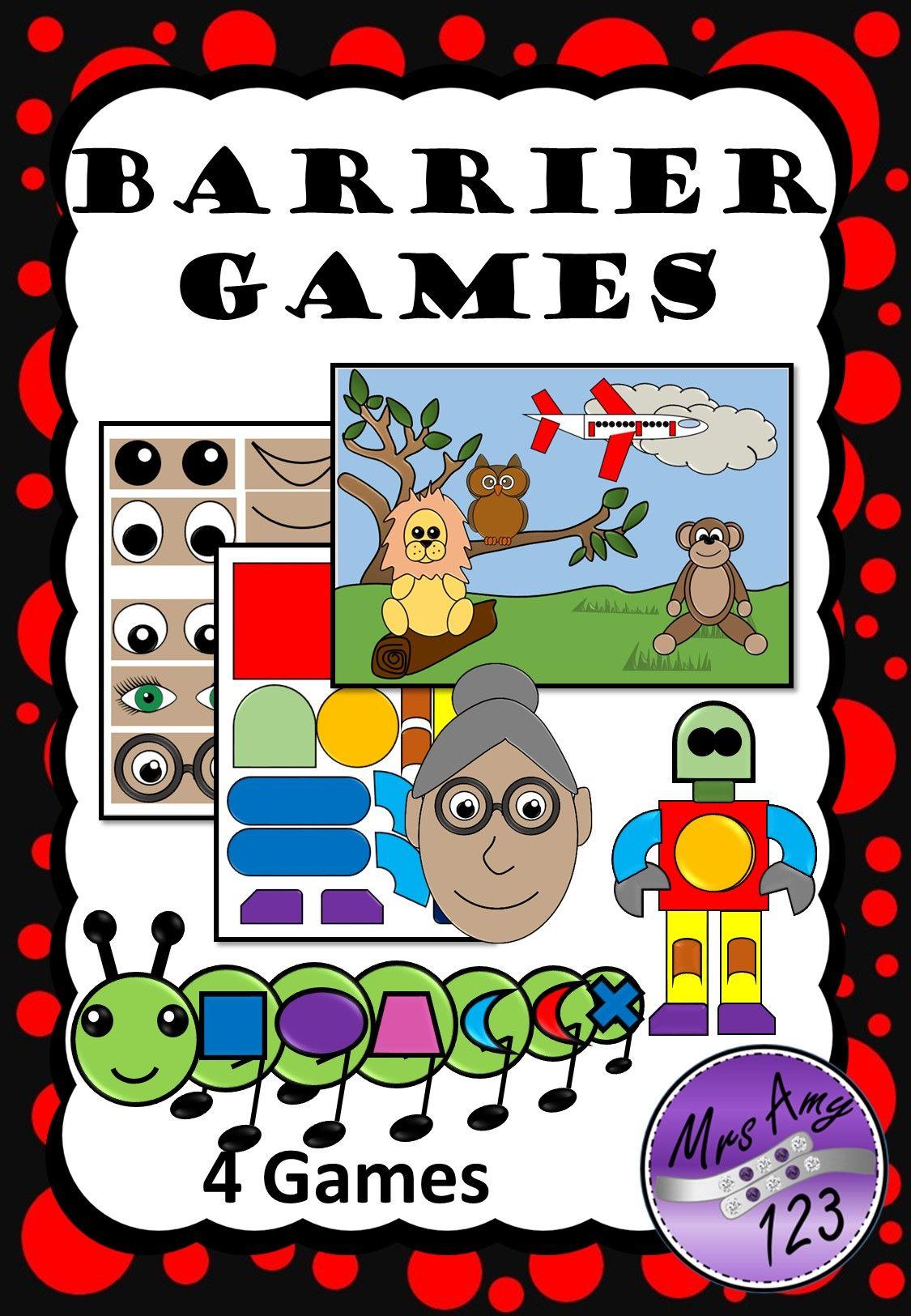 Barrier Games Savvy Teachers Foundation