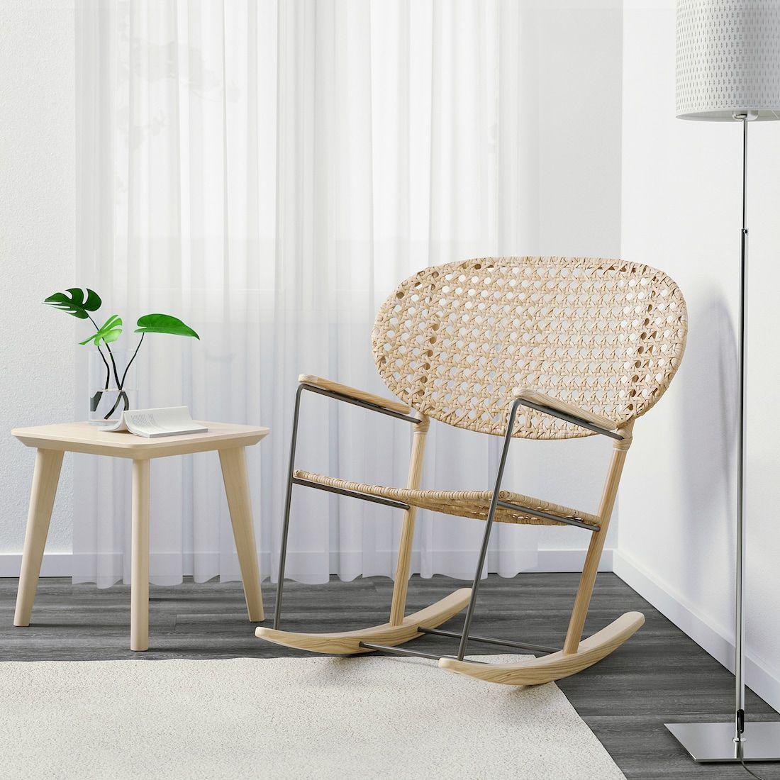 Ikea Rocking Chair Rattan