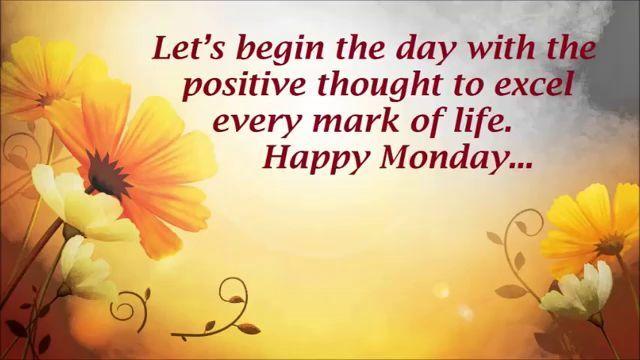 Whatsapp video good morning happy monday english quotes status happy monday morninggood morning happy monday latest wishes whatsapp videogreetings m4hsunfo