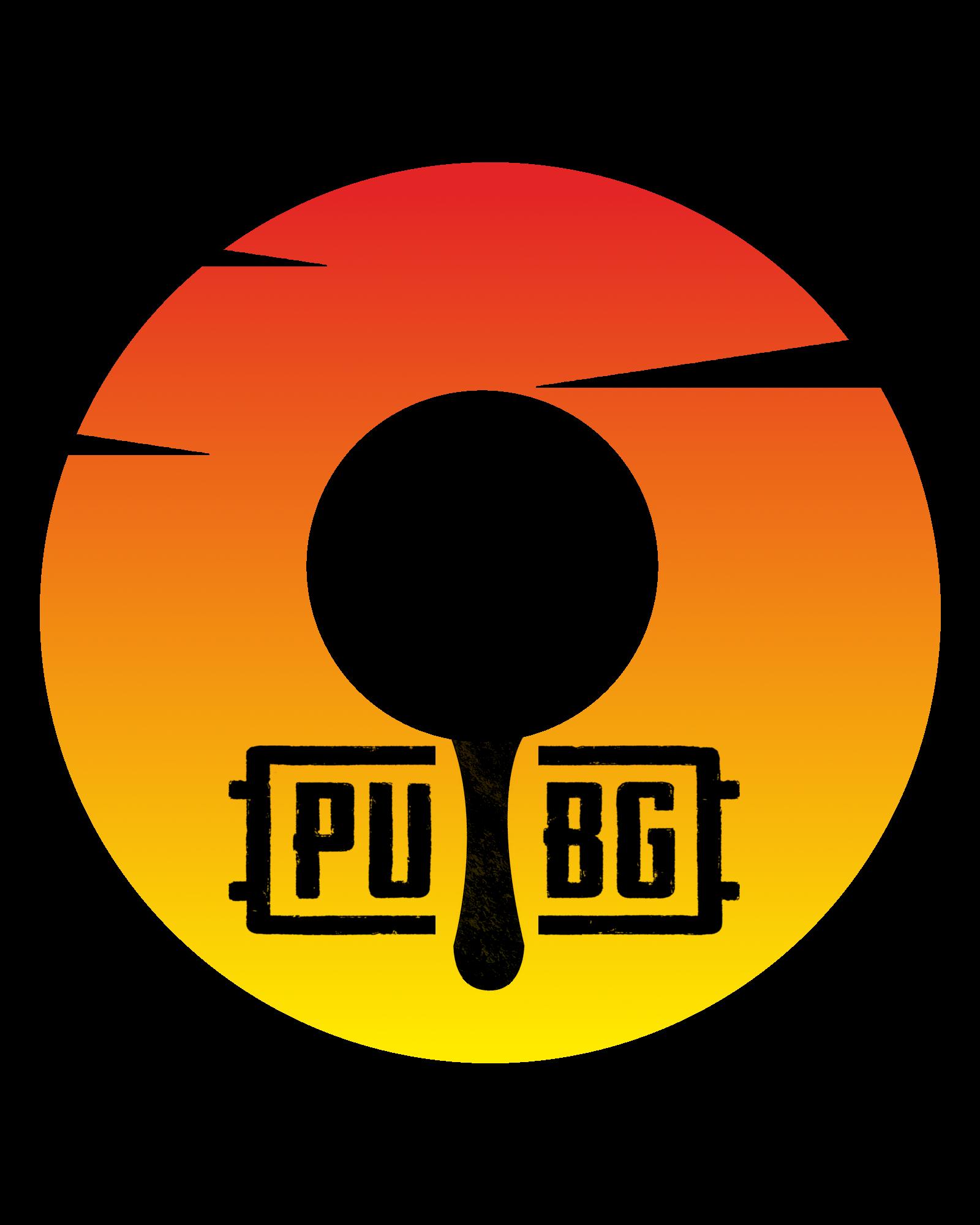 PUBG Fan Art. Als Logo hier erhältlich