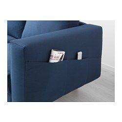 Ikea Sofa Grau norsborg 3er sofa grau edum dunkelblau ikea wohnen