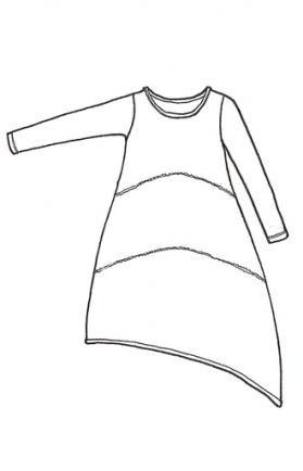Ravenstory Dress UnPrinted : Blue Fish Clothing