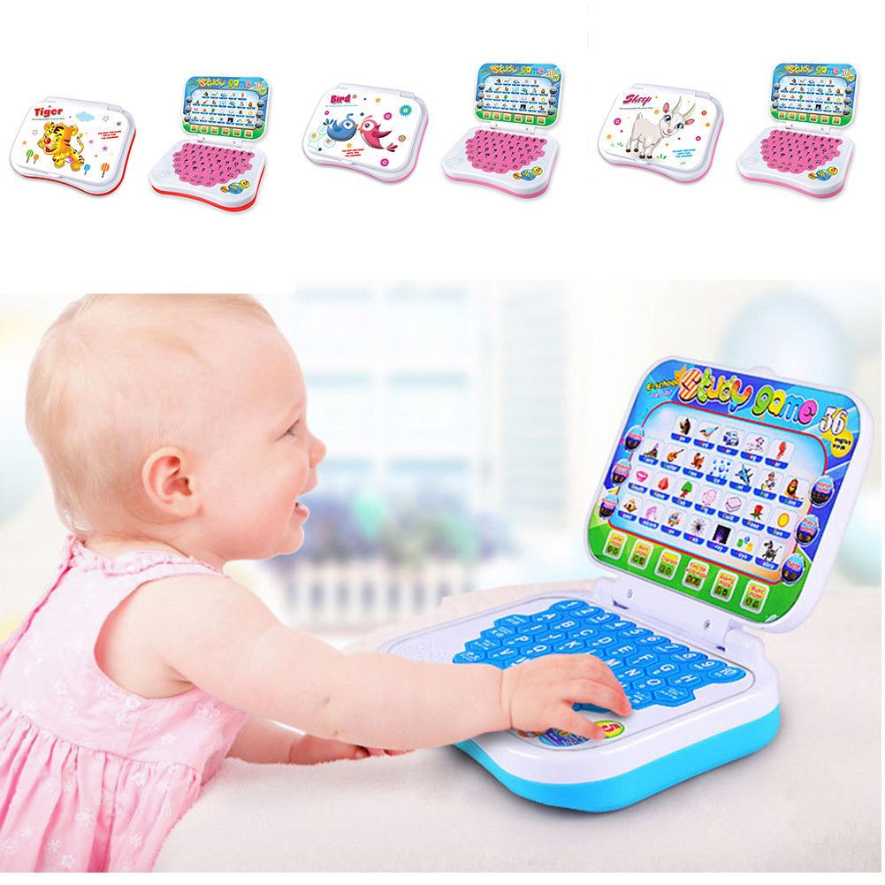 Baby kids educational game develop skill toddler laptop learning