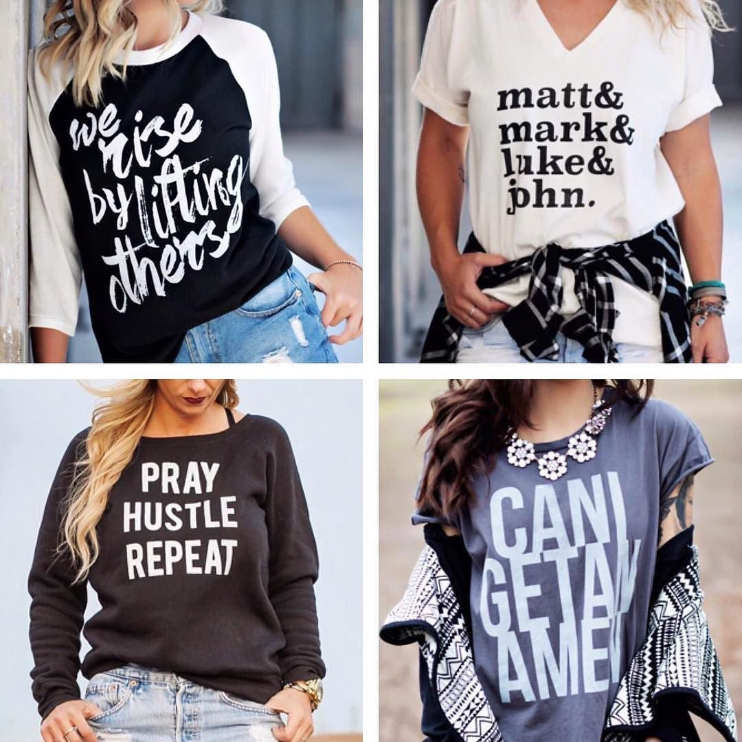 Such Cool Christian Shirts I Especially Like The One