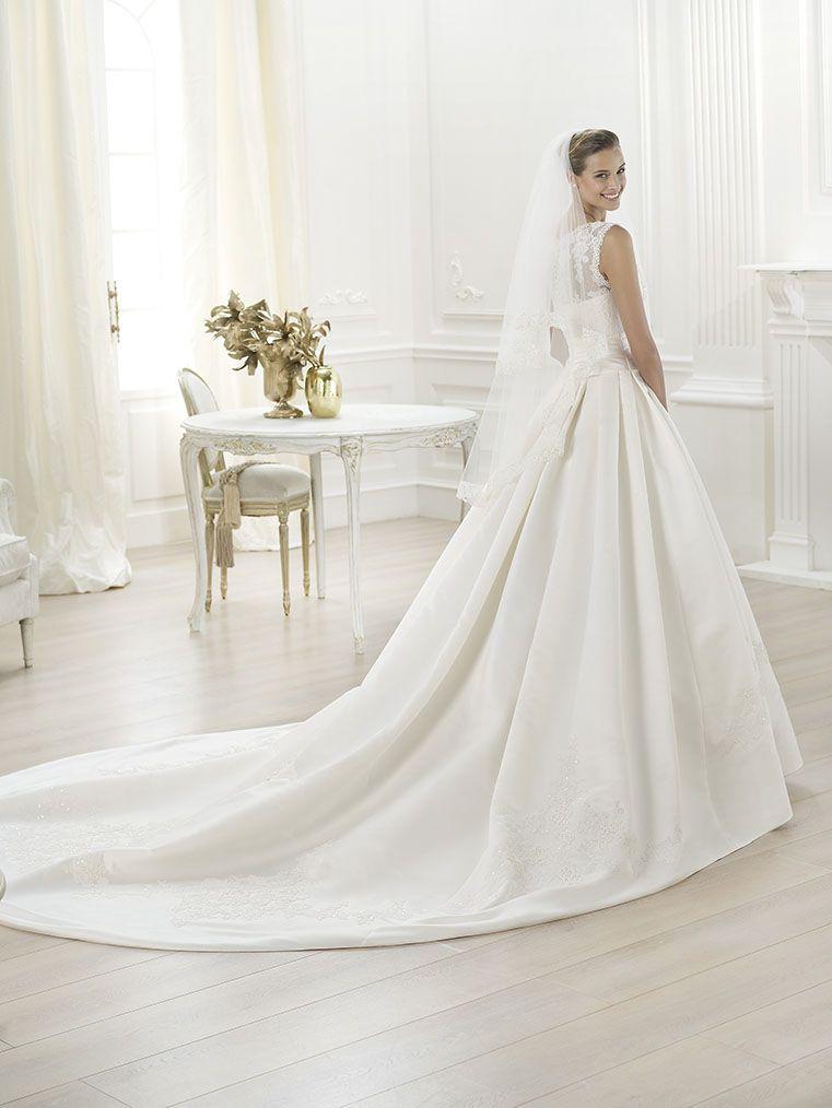Boesckens in Erkelenz fhrt Pronovias Brautkleider Bridal dresses