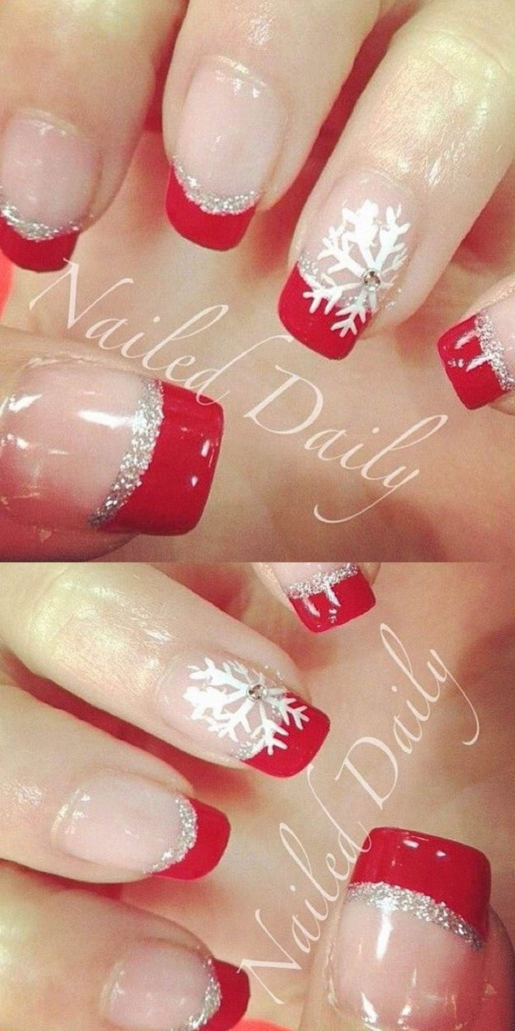50+ FESTIVE AND BRIGHT NAIL ART IDEAS FOR
