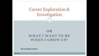 Lesson Career Cluster Investigation video link and 4 research links w Worksheet  This is a lesson Career Cluster Investigation that you can use to cover your career curriculum standards and benchmarks. It includes 18 slides and is a great way to explain career clusters. I really like this lesson and have found it to be both easy to teach and a great springboard for discussions that help students to define where they really want to go as well as to help them learn how to research to gather
