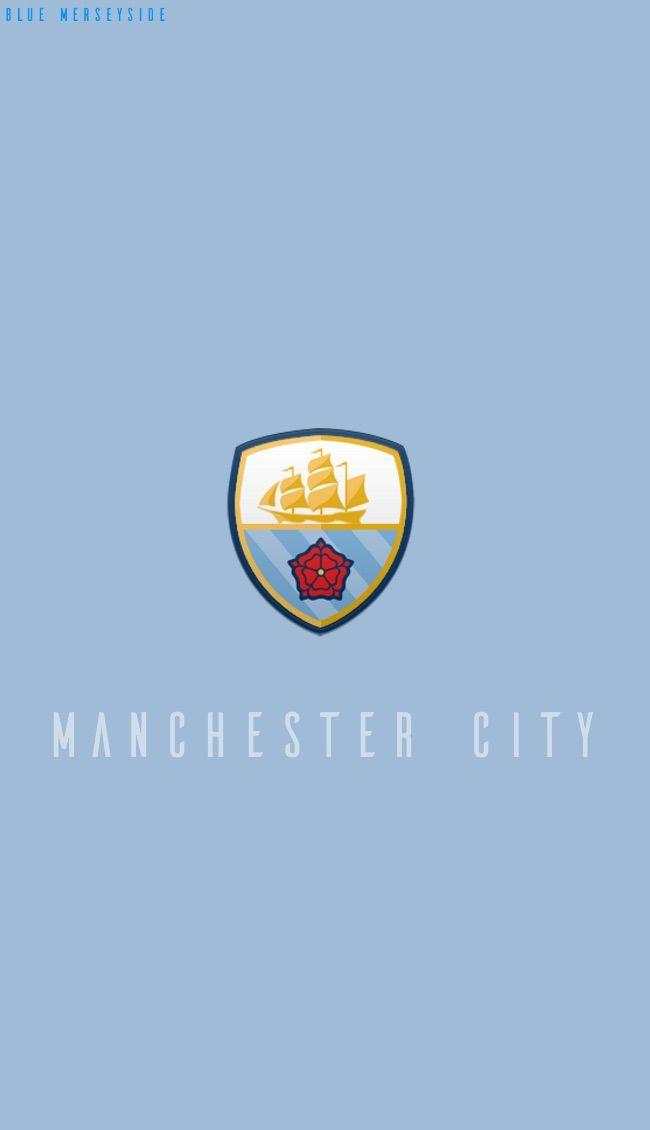 Pin Oleh Trilochan Pariyar Di Manchester City Sepak Bola Desain Logo
