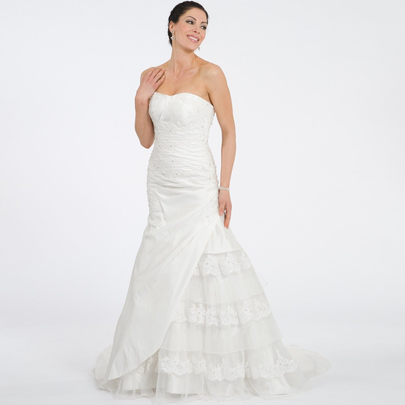 99 wedding dresses  Check out this great style for  on Luxury Lane Click on the