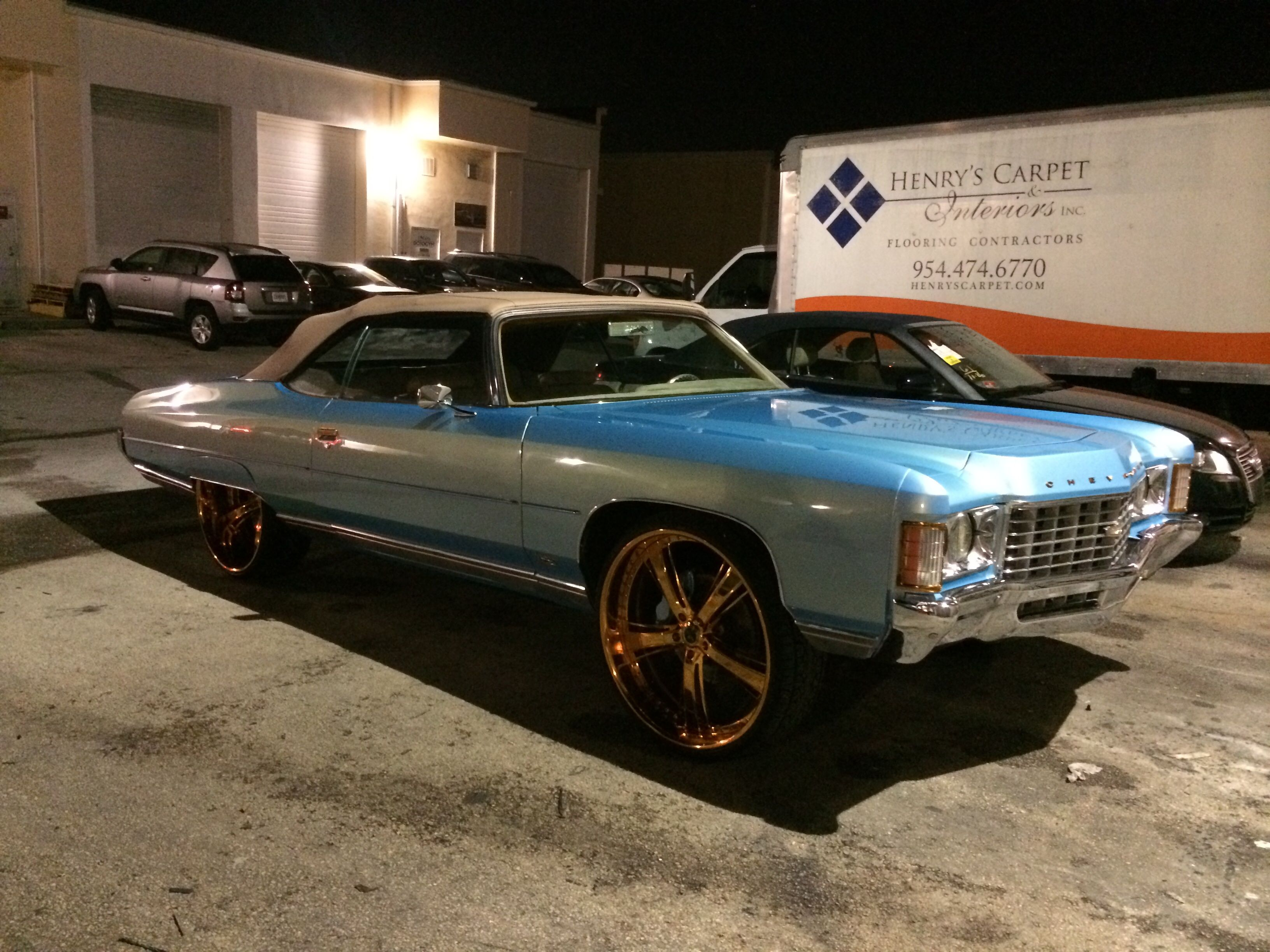 1971 Chevy Impala Convertible For Sale Stuff To Buy