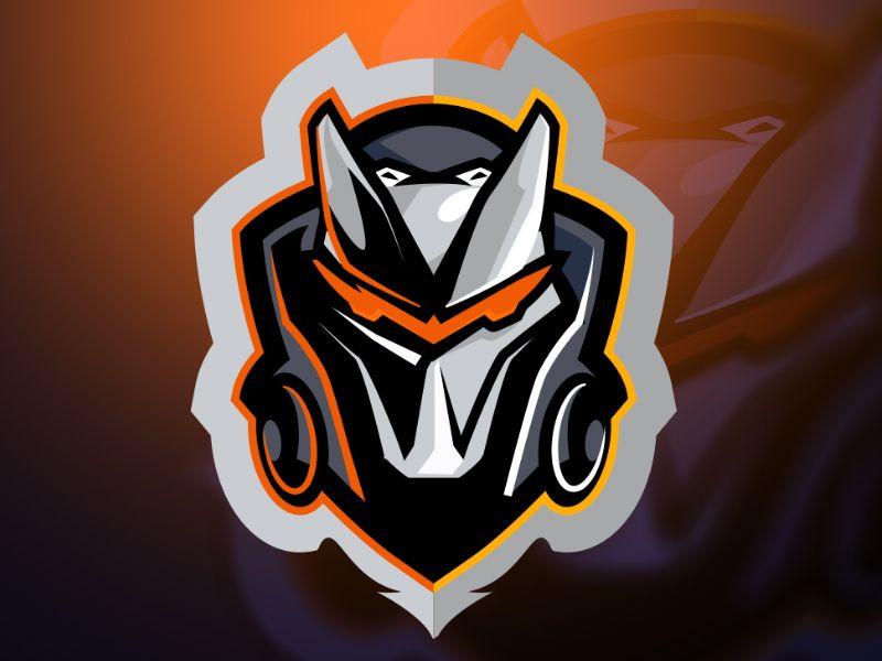 Omega Fortnite Logos De Videojuegos Logo Del Juego Fondos De