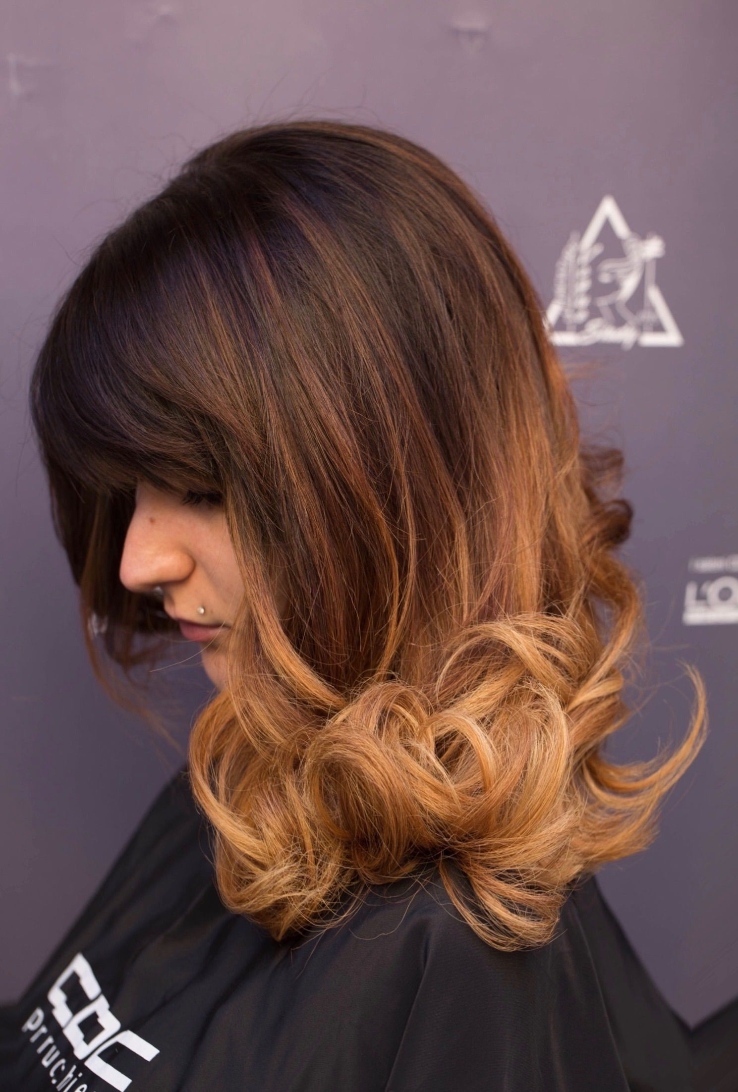 #Sfumaturechefannoladifferenza #VogueStudy #RoggianoGravina#HairFashion #haircare #DegradèConseil #http://www.degradeconseil.it/salon-finder