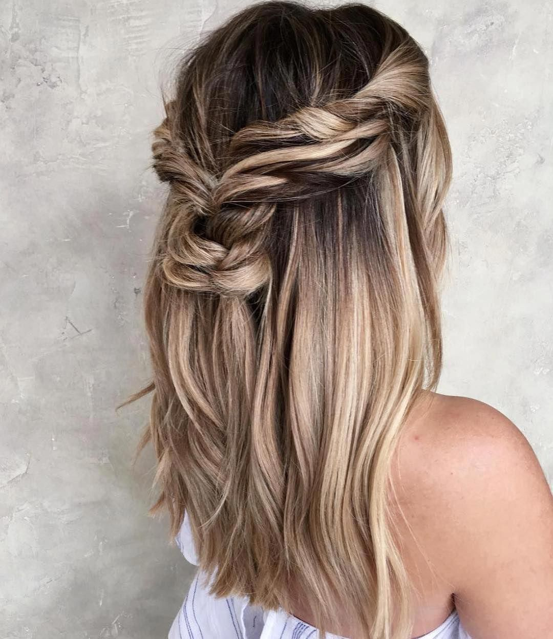 Naturally Straight | Cool Straight Hairstyles | Haircut For Silky Straight Hair 20190423 ...