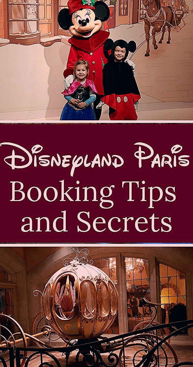 Photo of Disneyland Paris Booking Tips and Secrets: DLP Tips and Secrets
