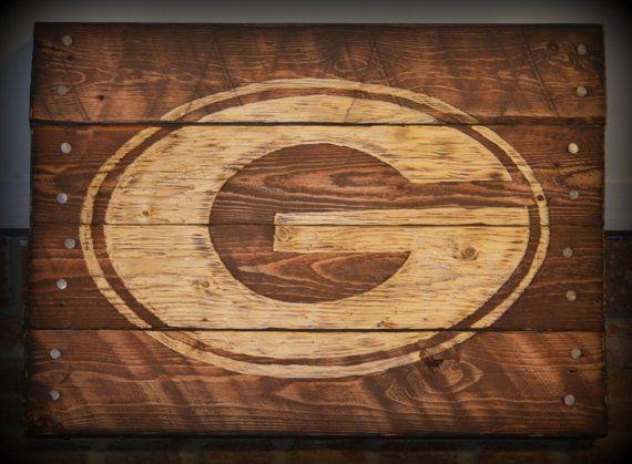 Uga Man Cave Ideas : Georgia bulldog reclaimedwood pallet sign perfect gift