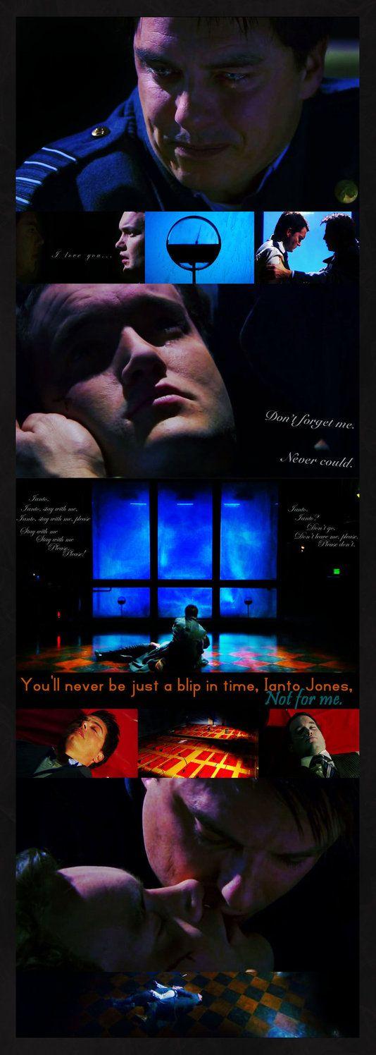 The Death of Ianto Jones by LezzieLexi2QT2BSTR8 on DeviantArt