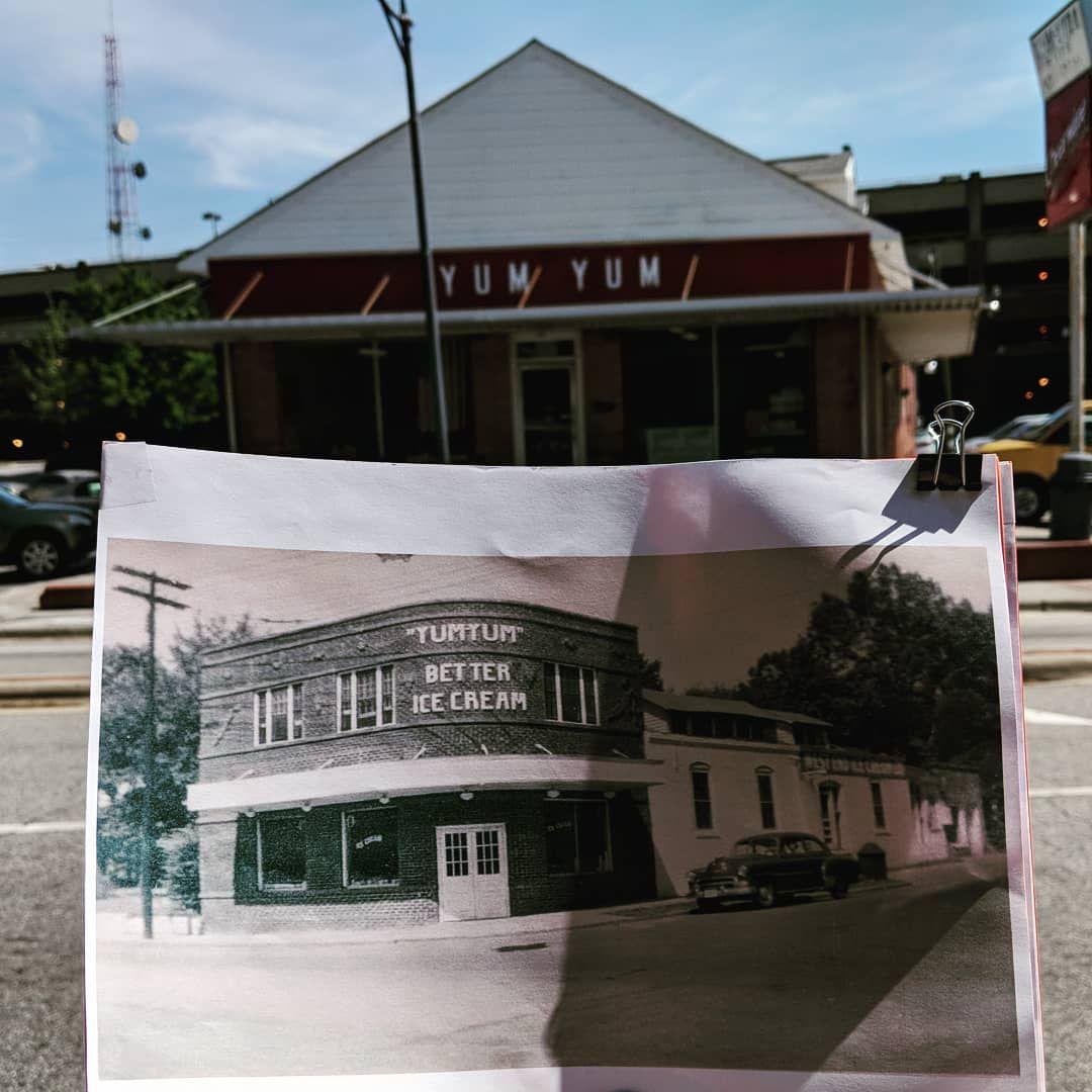 Since 1906 serving Greensboro Ice Cream and Hotdogs🍦🌭