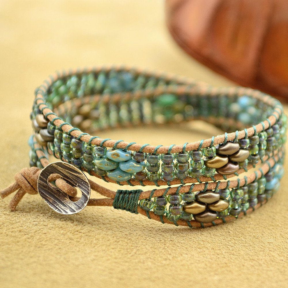Pin By Brenda Harris On Jewelry Bracelet Ideas Leather