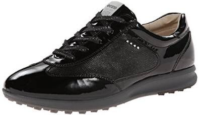 Womens Shoes ECCO Golf Street EVO One Luxe Black