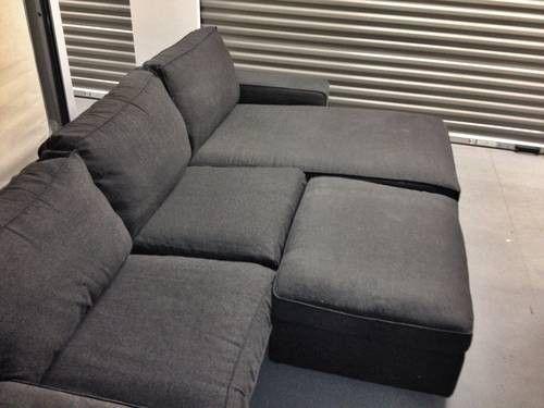 ikea kivik couch  chaise  ottoman  brooklyn  furniture i modern furniture mcdonald ave brooklyn ny modern furniture brooklyn ave u