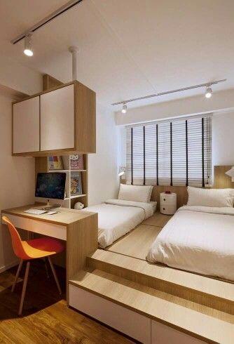 Kids Room Bto Bedroom Interior Room Renovation Small Room Design