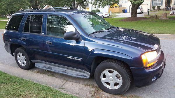 2002 Chevy Trailblazer For Sale In Suffolk Va Chevy Trailblazer Chevy Trailblazer