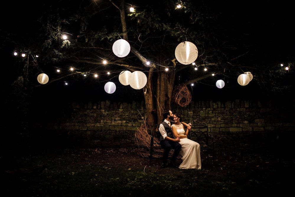 Hanging Paper Lanterns | Image by Michelle Wood