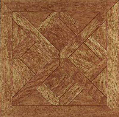 Park Avenue Parquet Oak 12 X 12 Self Adhesive Vinyl Floor Tile 45 Tiles Vinyl Flooring Vinyl Tiles Flooring