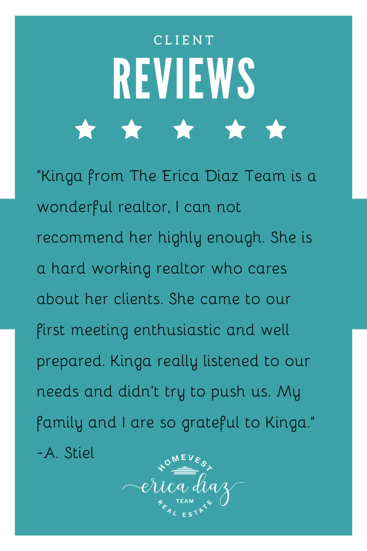 Looking To Buy Or Sell A Home Let The Erica Diaz Team Help Here Is What Our Clients Are Saying Ericadiaz In
