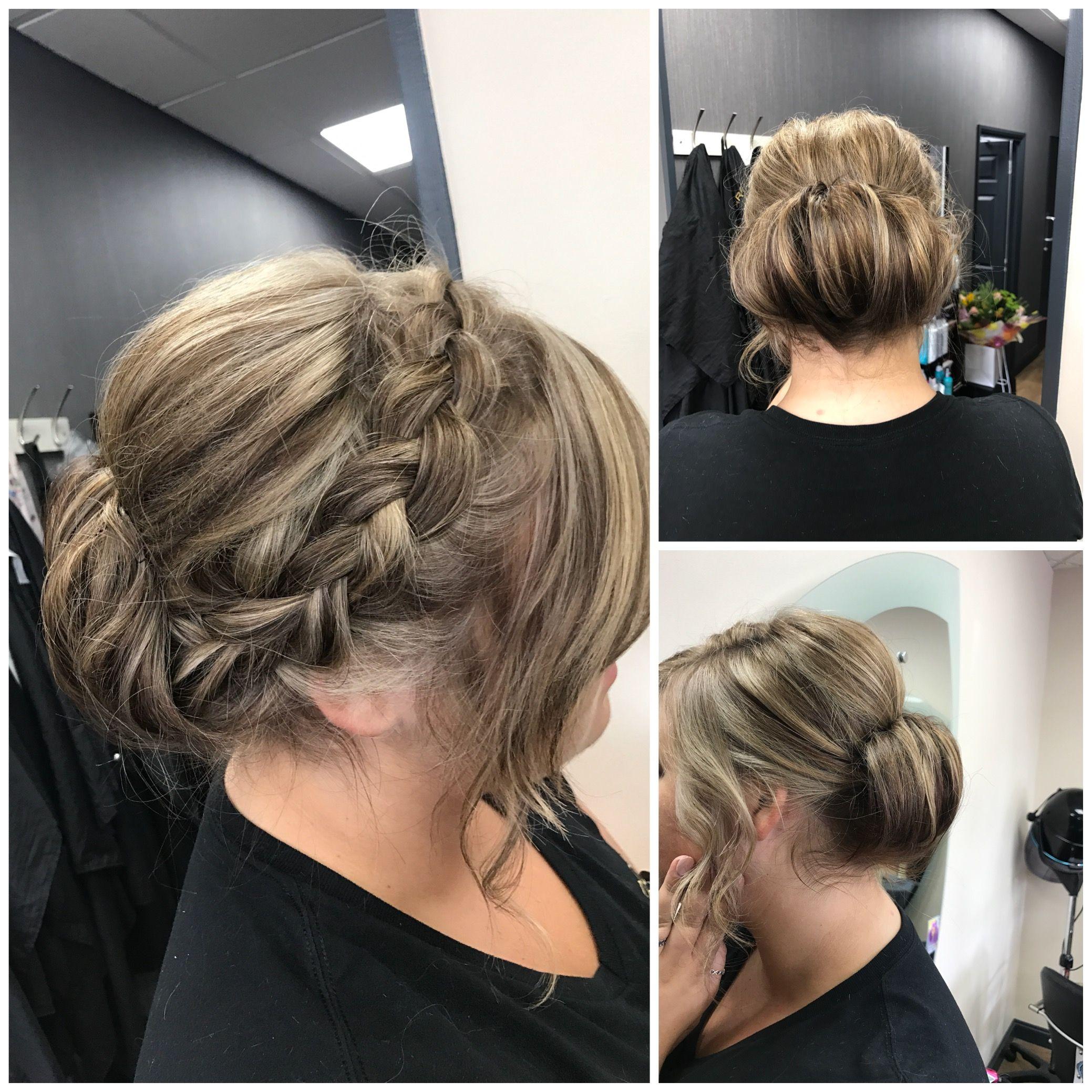 Hairup bridalhair hairbyellie arcanasalon hairstyle ellieus