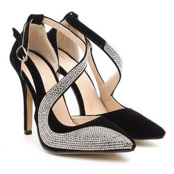 Women'S Trendy Openwork And Heel Peep Toed Shoes