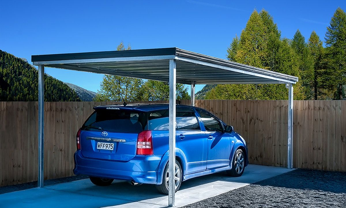 Carport Car Storage Versatile NZ Handyman projects
