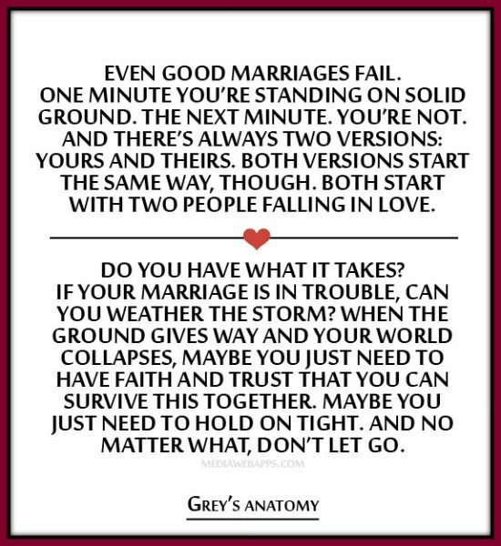 Quotes About Marriage Problems