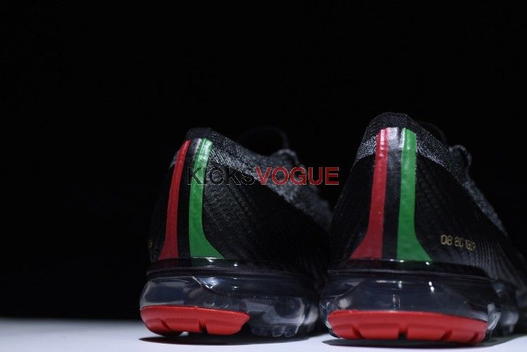 """c018506d8c77 Nike Air VaporMax Flyknit """"BHM"""" Black History Month. Find this Pin and more  on Nike Shoes by ..."""