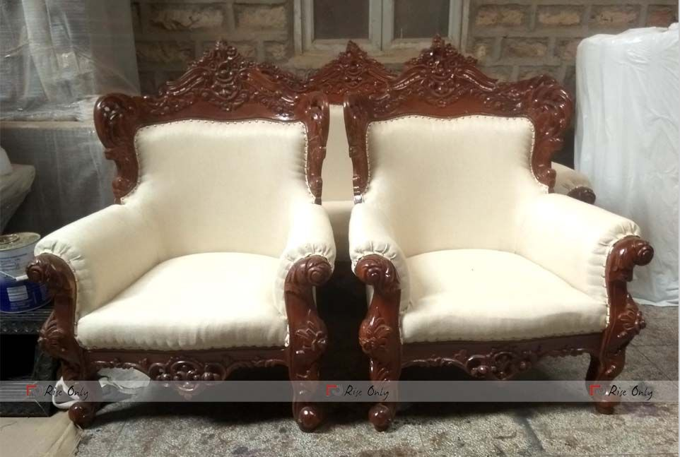 Visit: riseonly.com to shop for traditional Indian sofa set, heritage Indian sofa set, exclusive design sofa set, unique design beautiful hand carved luxury sofa set.  #sofa #sofaset #sofaminimalis #sofatamu #sofasantai #sofamewah #sofamodern #kursitamu #sofajepara #sofaretro #sofabed #kursisofa #sofashabby #kursi #furniture  #furnituremedan #kursiteras #kursimurah #kursicafe #sofacantik #sofabandung #sofatamumewah #sofamurah #sofajakarta #jualsofa #halosofa #halofurniture #sofahalo #bhfyp