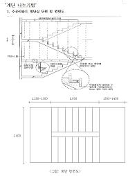계단 규격에 대한 이미지 검색결과 계단 건축