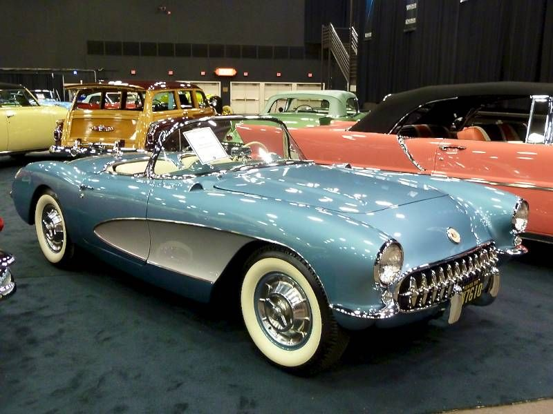 Mark Christopher Chevrolet >> 56 corvette - Google Search | Corvette, Classic corvette, Corvette convertible