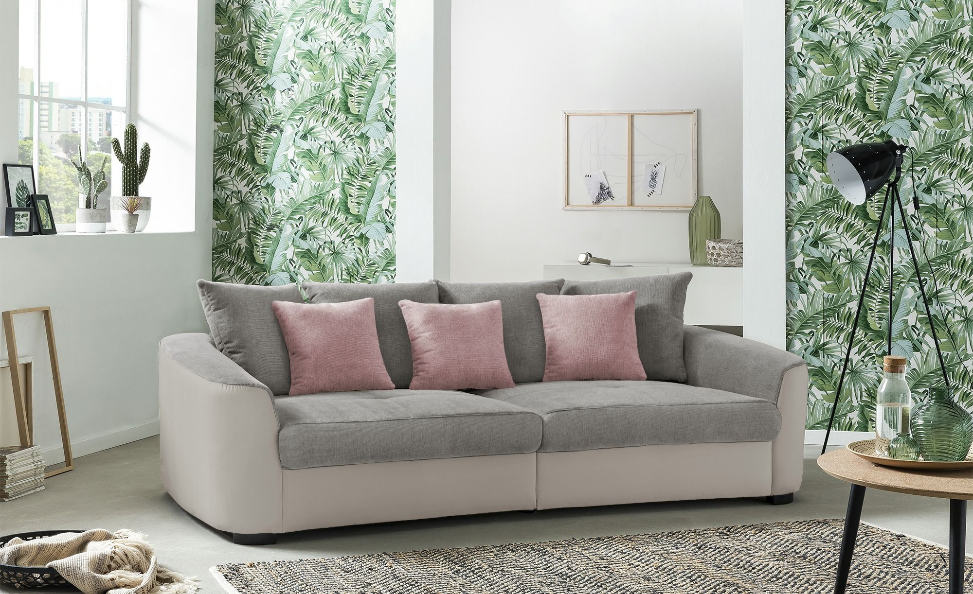 Big Sofa Cancuun Grosse Sofas Sofa Und Kleine Kissen