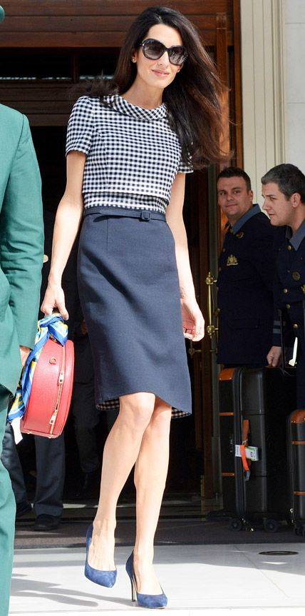 Amal in navy