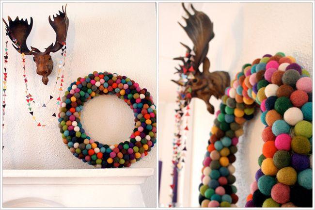 Dedica el puente a decorar tu casa de Navidad | Pinterest