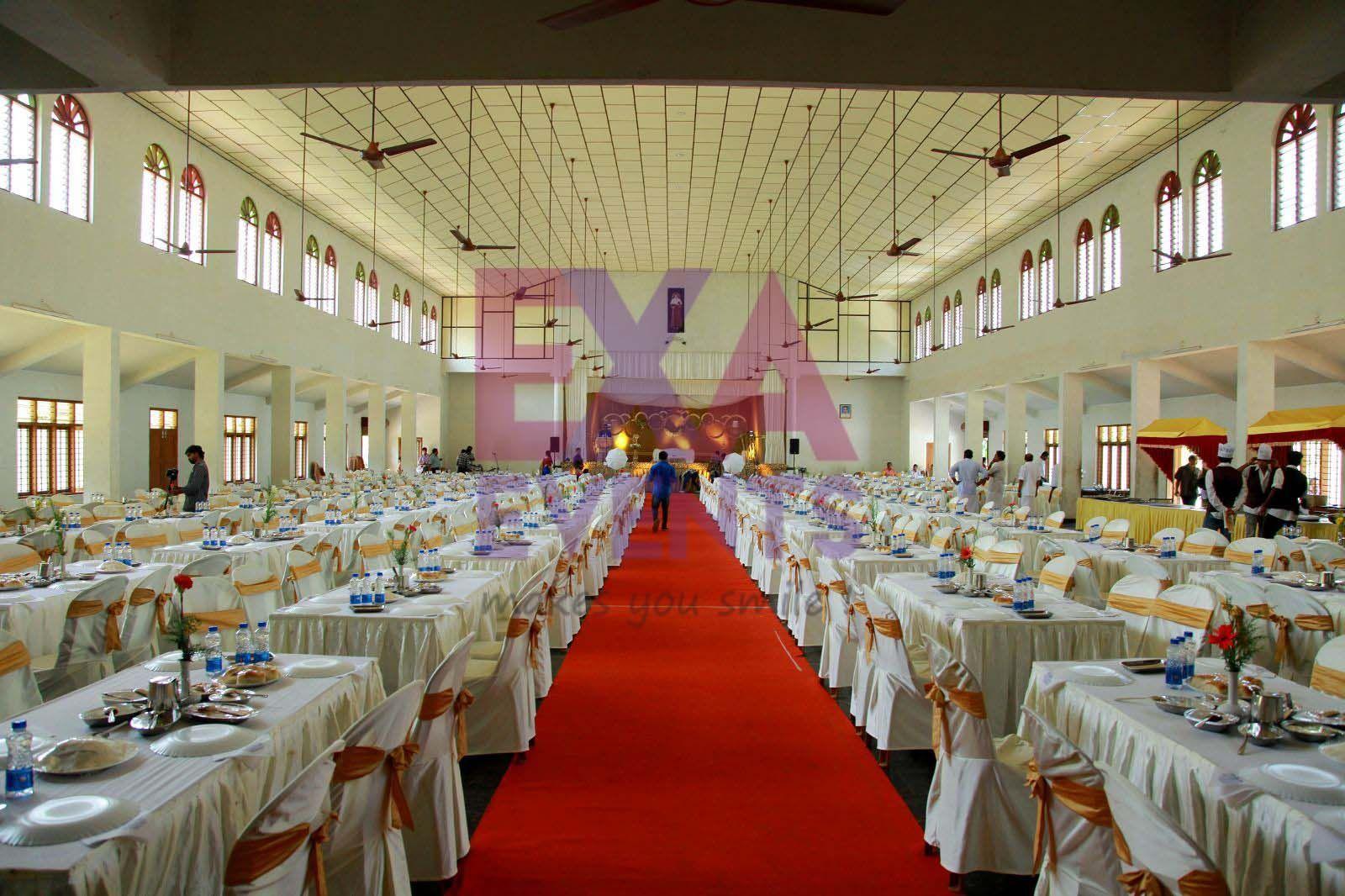 Wedding stage decoration ideas kerala  Kerala Christian wedding decor Kottayam Christian wedding Decor