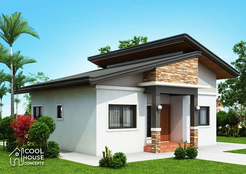 3 Bedroom Bungalow House Plan Cool House Concepts House Plans Simple House Design Small House Plans