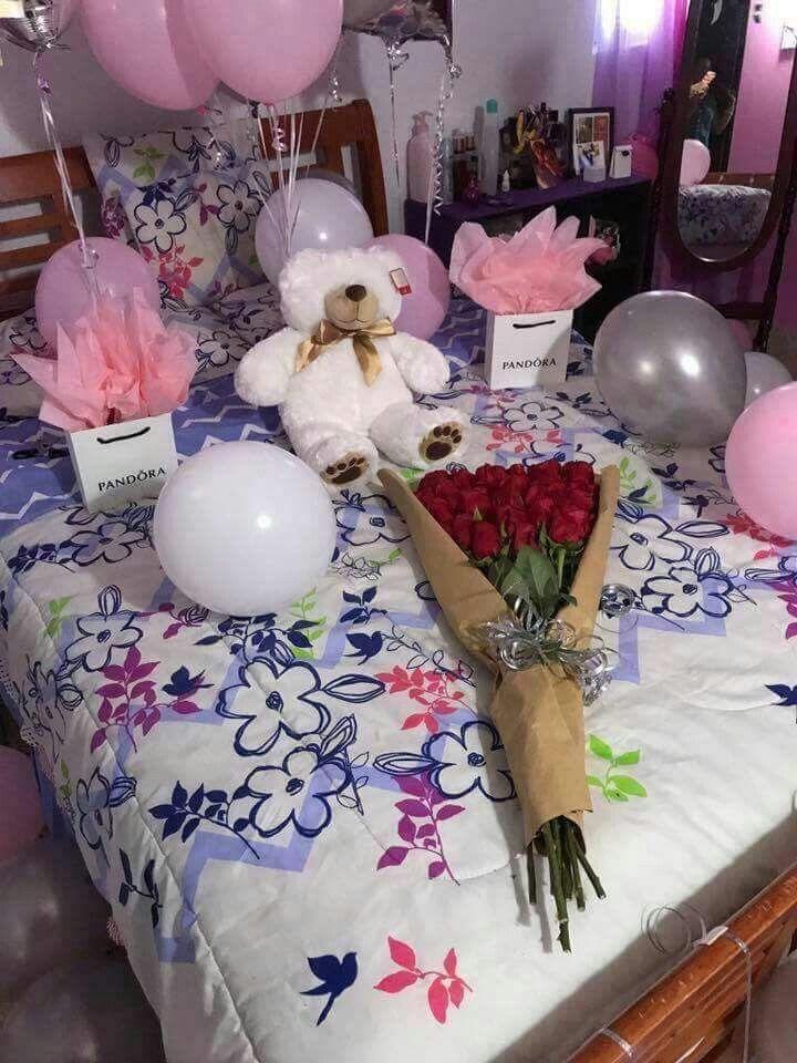 Н©ð¢ð§ððžð«ðžð¬ð Н£ð±ðœð¤ðšð²ð²ð²ð² Birthday Room Surprise 17th Birthday Gifts Birthday Surprises For Her