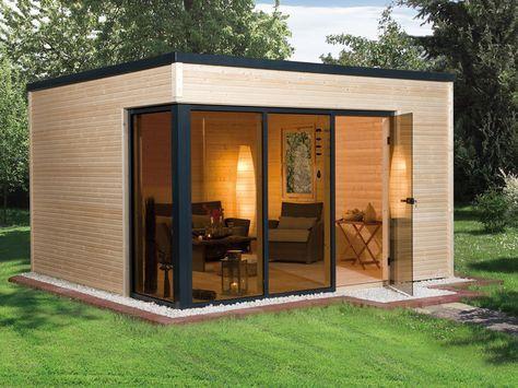 Weka Gartenhaus Cubilis Tiny House Pinterest Projets Bois