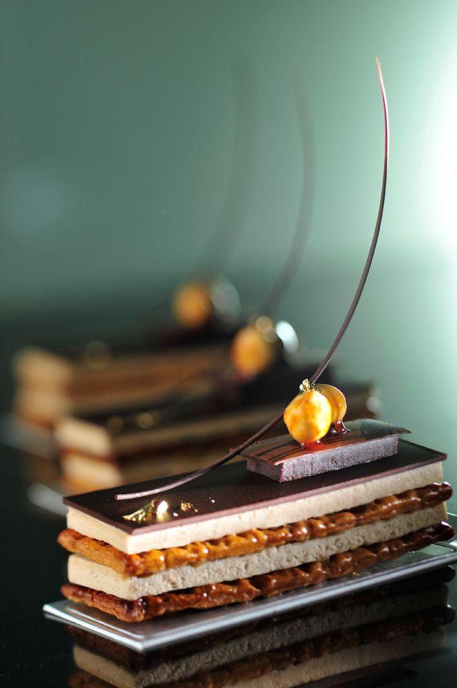 Get recipe on   Gourmet desserts, Beautiful desserts ...